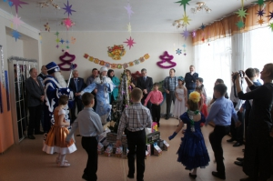 Рождество в Березовской коррекционной школе-интернате